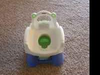Price New: $20 This potty chair has a musical reward.