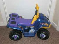 Great Condition Fisher Price Power Wheels - If