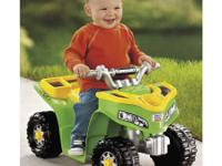 Email or call  if interested. Power Wheels Fisher-Price