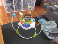 Fisher Price Precious Planet Jumperoo.  One missing