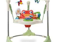 Fisher Price Rainforest Jumperoo A place full of