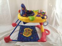Fisher-Price Rainforest Melodies and Lights Deluxe Baby