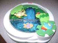I have this moblie crib for sale in good condition I