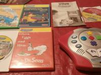 Fisher Price Read with Me DVD! System, User's Manual,