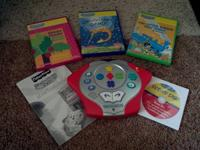 Fisher Price checked out with me DVD controller with