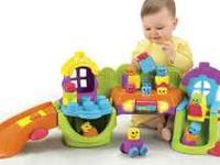 Fisher-Price Stack 'n Surprise Blocks Songs 'n Smiles