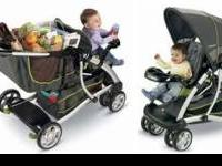 Fisher Price sit and Stand stroller that also doubles