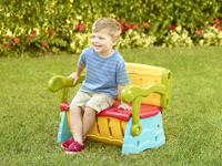 Great for indoor and outdoor use, the Fisher-Price Sit