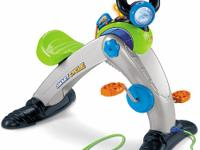 Fisher-Price Smart Cycle Racer - It's a stationary