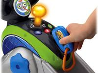 New Fisher Price SMART CYCLE RACER NEW IN ORIGINAL