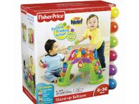 The Fisher-Price Stand-up Ballcano Activity Center