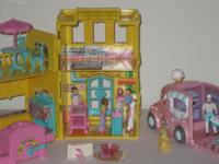 Fisher Price Sweet Streets Candy Company, Ice Cream