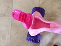 Made use of Fisher Price Toddler bike in purple and
