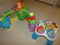 Very cute and FUN toys. the jungle toy I lost the balls
