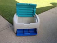 toy box for sale...smoke free home..  Little Tikes Toy