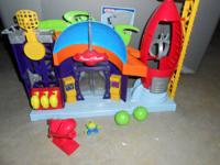 Imaginext:  Toy Story Pizza Planet with Alien - $15 Toy