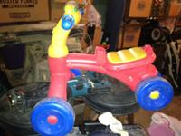 Fisher Price Trike- GREAT Condition $7 Reply to this