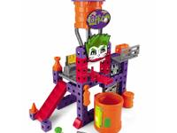The Fisher-Price TRIO Joker Laugh Factory Playset with