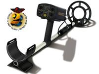 "Fisher CZ 21 Underwater Metal Detector with 10"" coil."