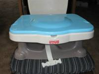 Fisher-Price SpaceSaver High Chair - exceptional