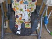 "New ""Fisher-Price Swing-to-High-Chair"" for sale for"