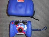 Type: Digital Camera Brand: Fisher Price, Tough Kids