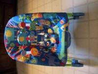 Fisher-Price Infant-To-Toddler Rocker Used, Great