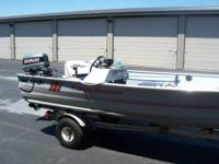 14' Boat, 30 HP Engine, Two new batteries last spring,