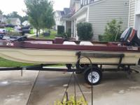 Affordable and reliable fishing boat for sale no leaks