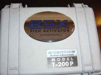 Biosonix Fish Activator Model T-200P Attracts fish with