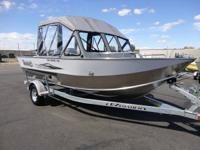 CLEARANCE SALE ON ALL ALUMINUM FISHING BOATS.  FOR