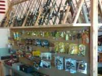 Fishing Rods, Reels, Fly Rods, Reels, Tackle, Tackle
