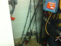 Abu Garcia Rod & ReelXR1 Rod & ReelOptix 30 Rod &
