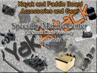 We have Volusia counties largest stock of kayaks,