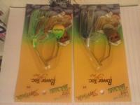 Joe Bucher Power Tec Pro lures new $4.50 each or 5 for