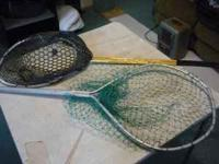 I have two nets. the green one is in excalent shape.