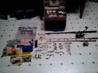 Fishing Rods, Lures, Line, Spinners and much more. This