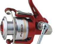 I have 2 used spinning reels and a Lamiglas rod. Daiwa
