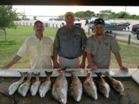 have you ever caught freshwater redfish ? well here in