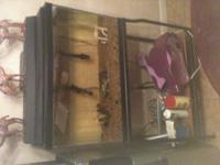 fishtank,stand,fish food askinf 50 for it all  //
