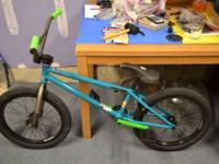 I've got a BRAND NEW Fit Bike Co Mike Aitken Signature