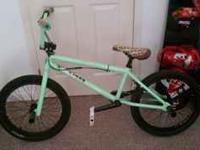 i have a fit bike co. team model bmx bike..its mint