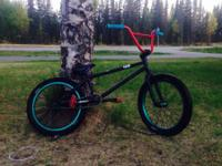 I got a 2014 fit bmx bike really great shape! Asking