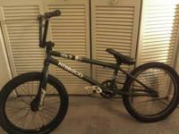 Fit Bike co. Bmx bike. bought it a 2 years ago i stoped