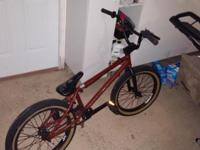 Im selling my fit eddie 2 bike for $300. It's in great