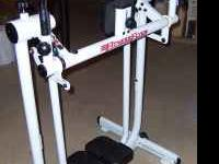 Fitness Flyer exercise machine good working condition