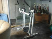 I have a fitness fyler, like new for $50.00