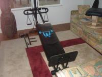 (NEW PRICING) FITNESS GYM - EXERCISE UNIT - NEWLY