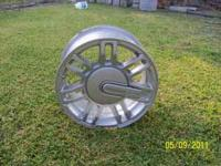 "I have for sale FIVE factory alloy 16"" hummer rims call"