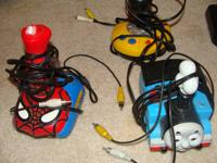 5 different plug and play games $10 each or $30 for